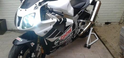 Motor xenon kit